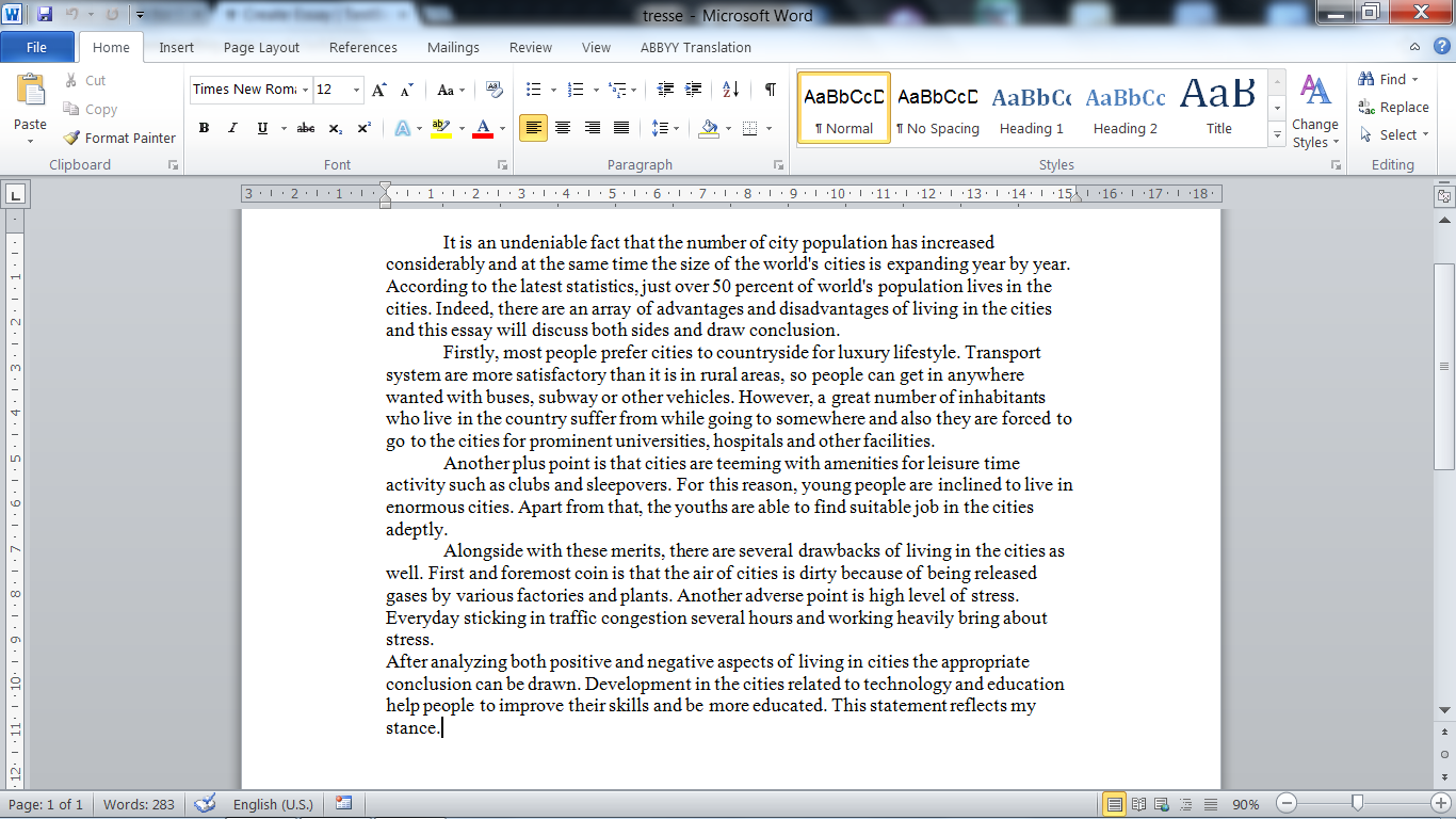 Alcoholic republic essay